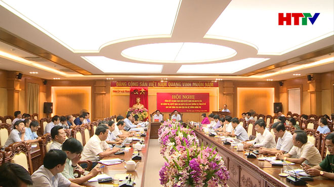 Hội nghị tổng kết 10 năm thực hiện Quyết định số 290 của Bộ Chính trị, Quyết định số 202 của BTV Tỉnh ủy về Quy chế công tác Dân vận của hệ thống chính trị