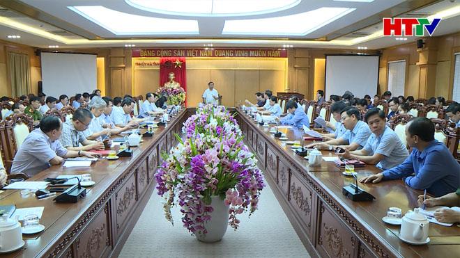 Hội nghị rút kinh nghiệm tổ chức Đại hội điểm Đảng bộ cấp huyện