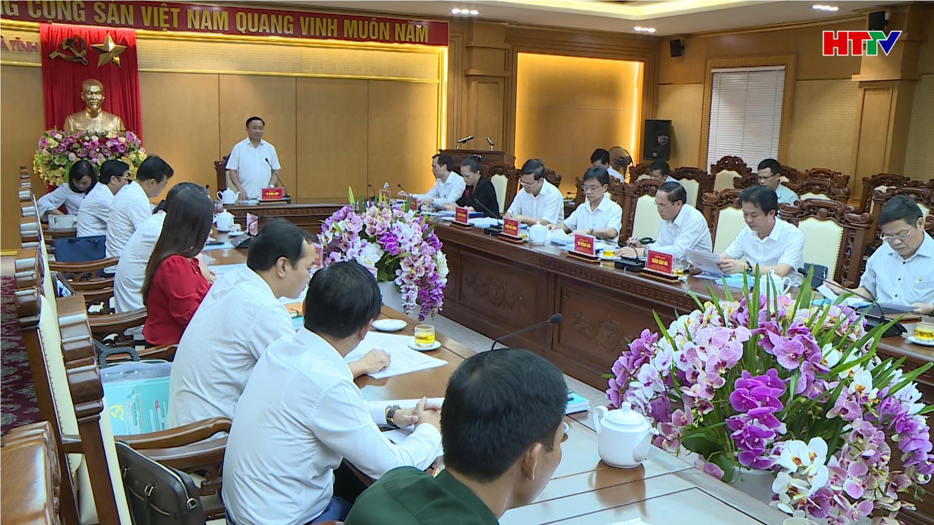 Vũ Quang, phát huy dân chủ, đoàn kết, sáng tạo trong nhiệm kỳ tới