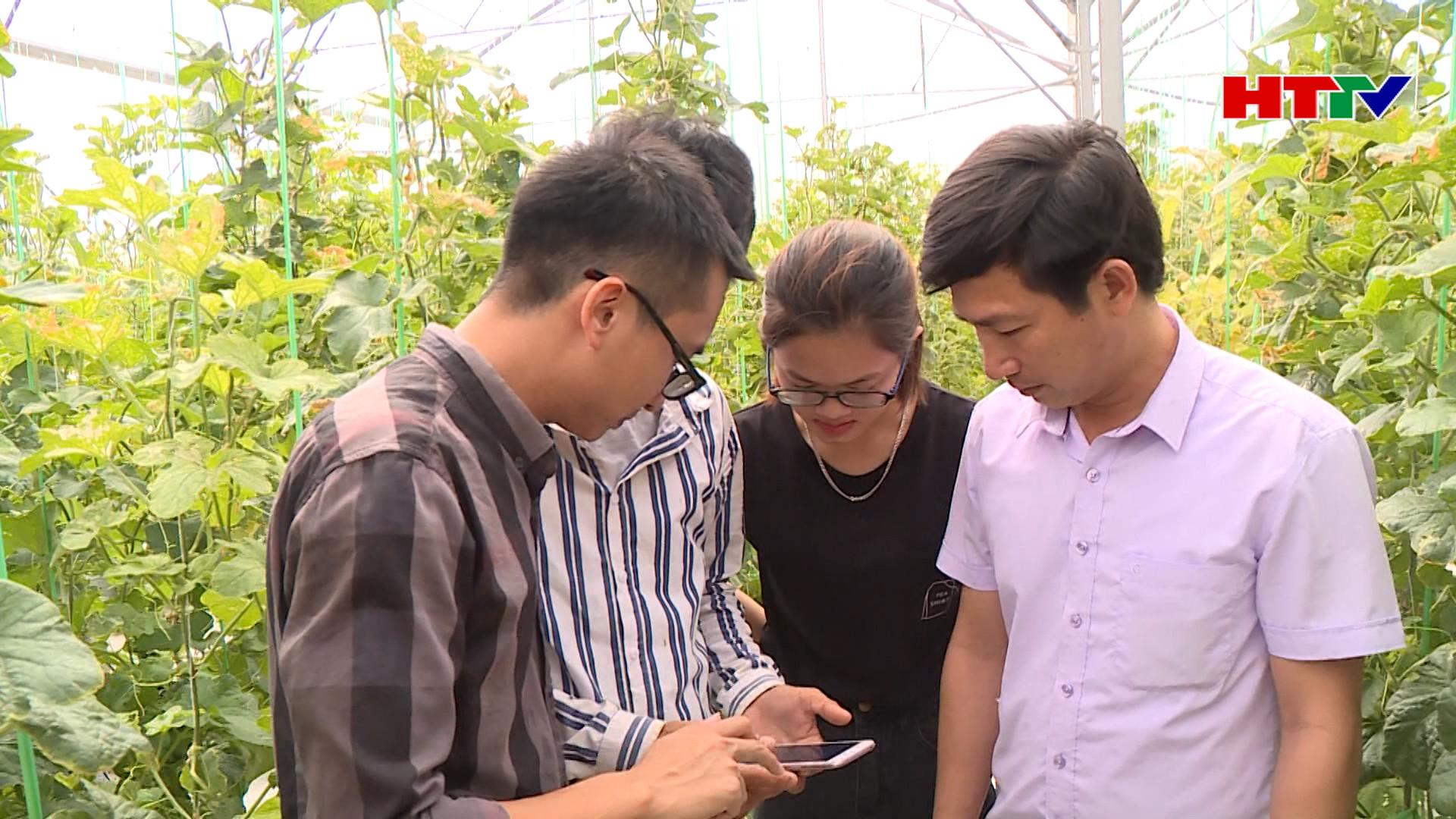 Ứng dụng khoa học công nghệ cao vào sản xuất nông nghiệp