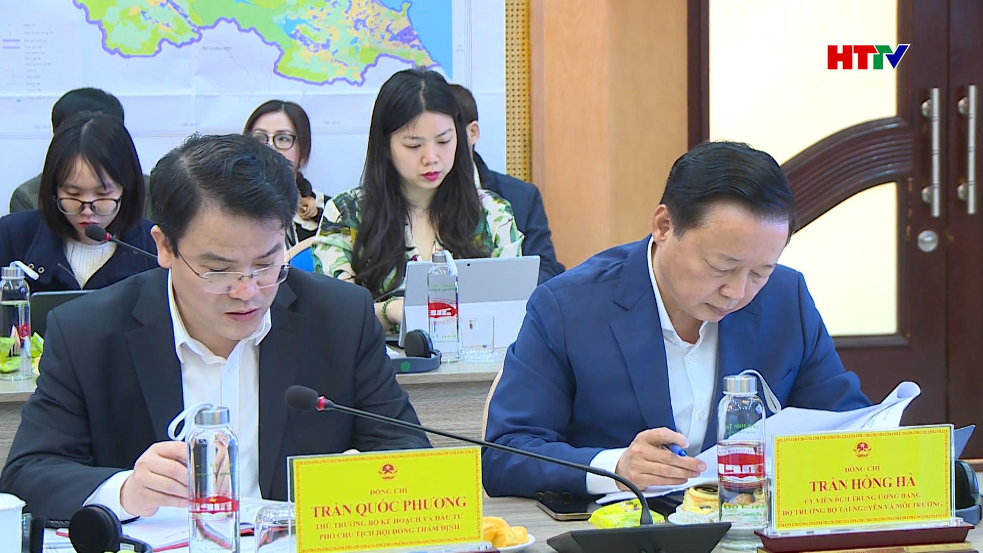 Quy hoạch tỉnh Hà Tĩnh: Lấy con người là trung tâm
