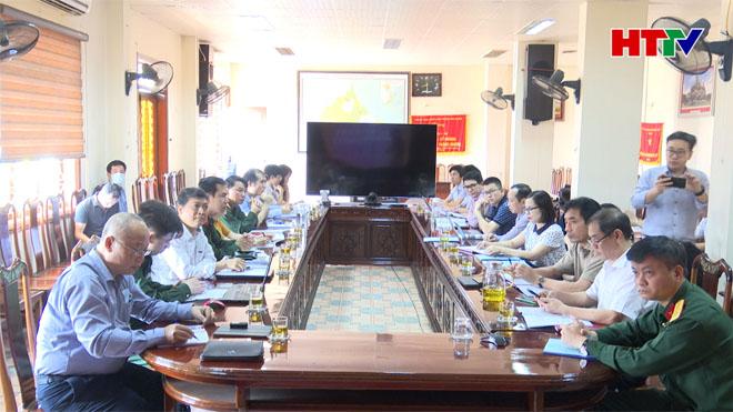 Thí điểm xây dựng đội hỗ trợ y tế khẩn cấp tại Hà Tĩnh