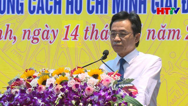 TP. Hà Tĩnh sơ kết 5 năm thực hiện Chỉ thị số 05 của Bộ Chính trị
